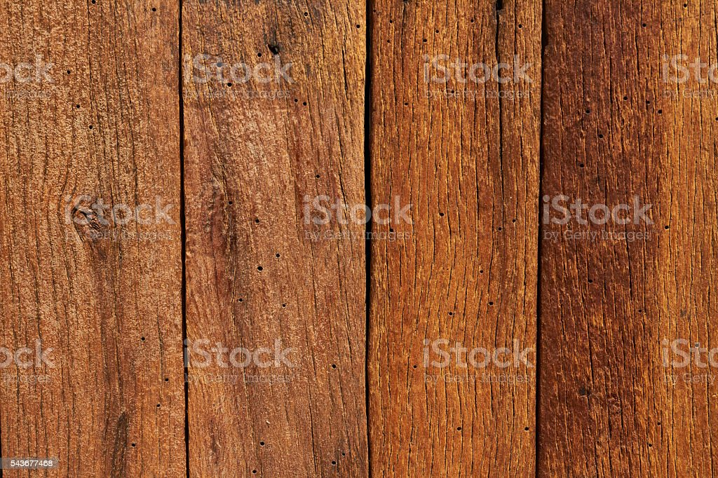 texture of brown wooden plank royalty-free stock photo
