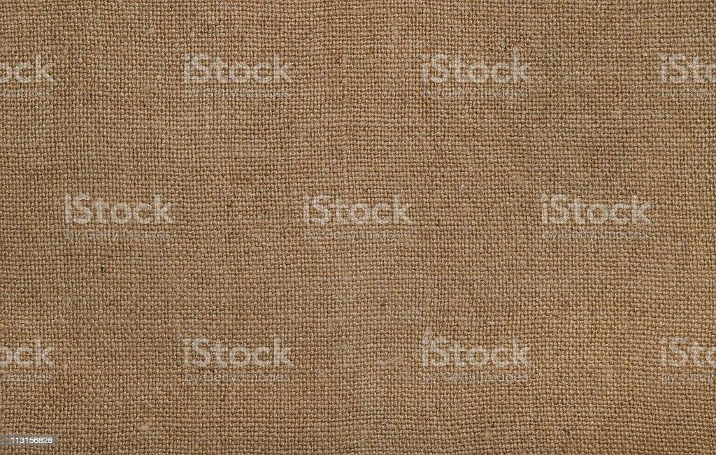 texture of burlap royalty-free stock photo