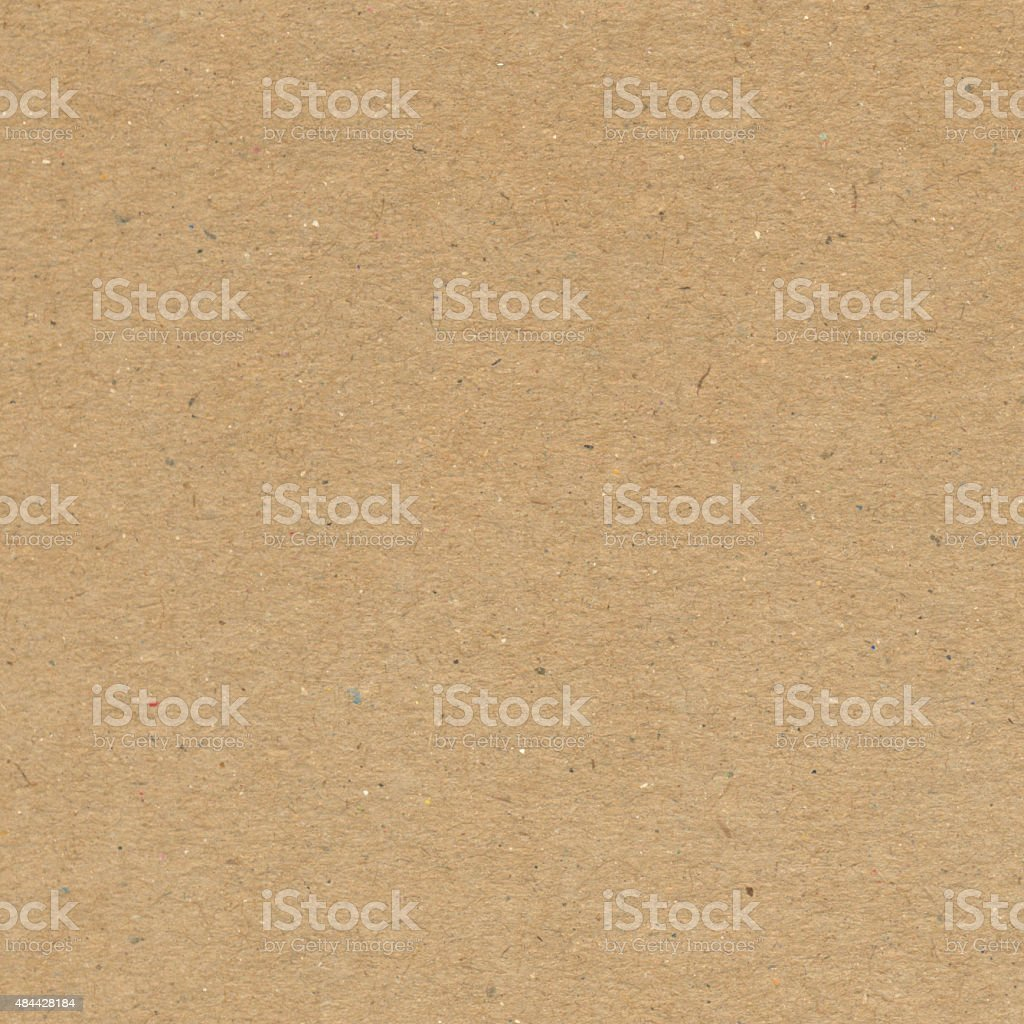Texture of cardboard stock photo
