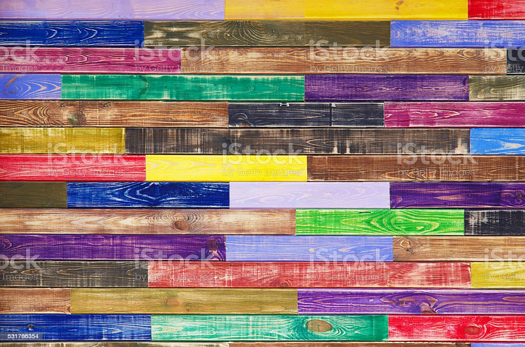 Texture of colored grunge wood for background stock photo