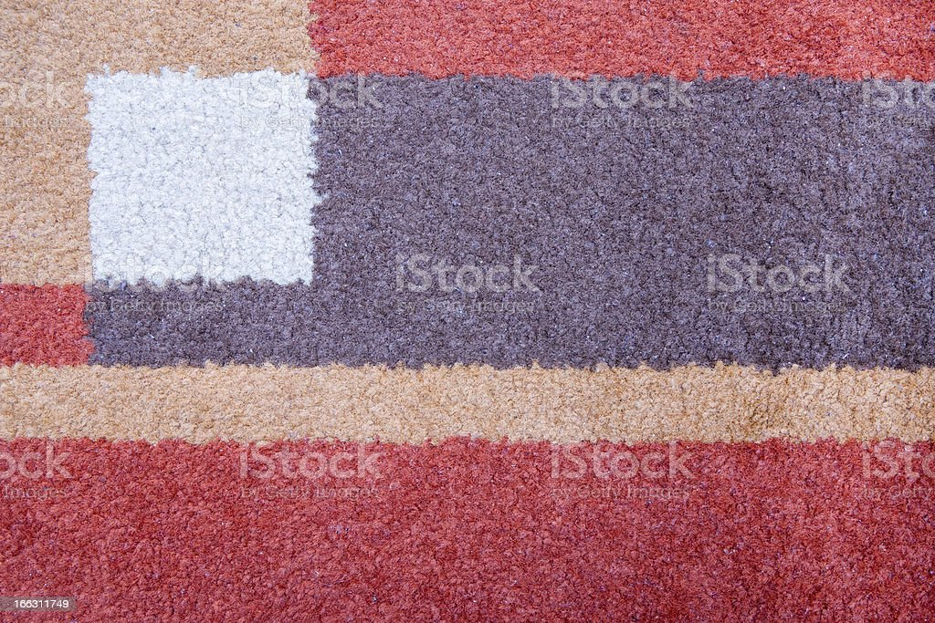 Texture of colored wool. royalty-free stock photo