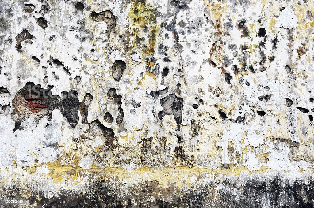 Texture of Concrete royalty-free stock photo