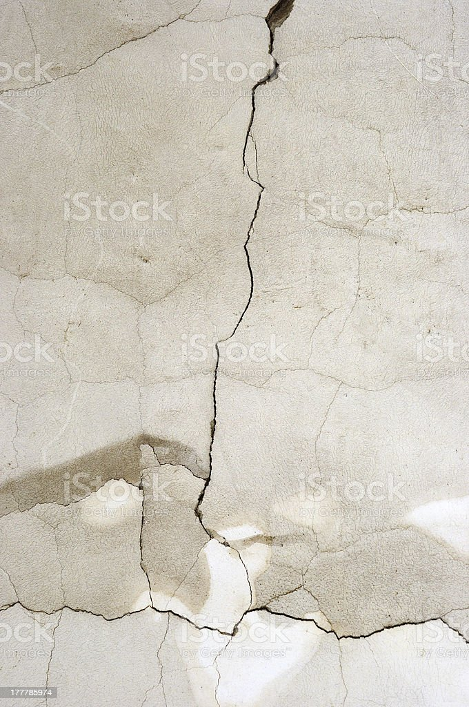 Texture of Concrete royalty-free stock photo