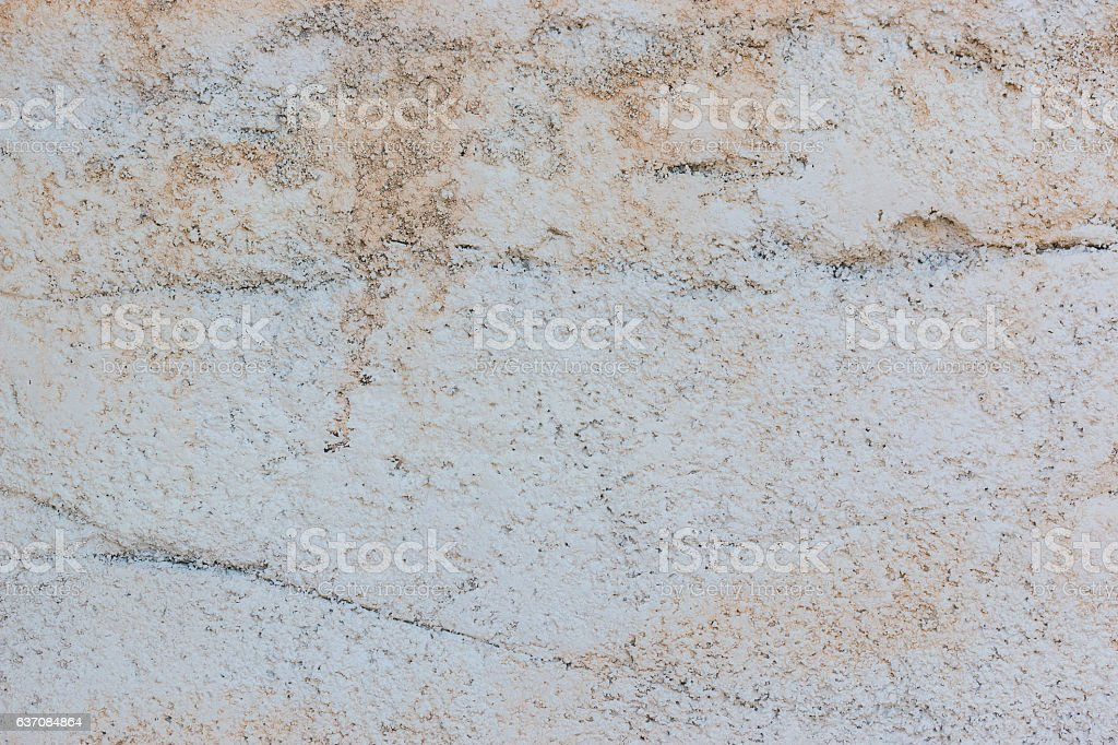 Texture of concrete white wall background. stock photo