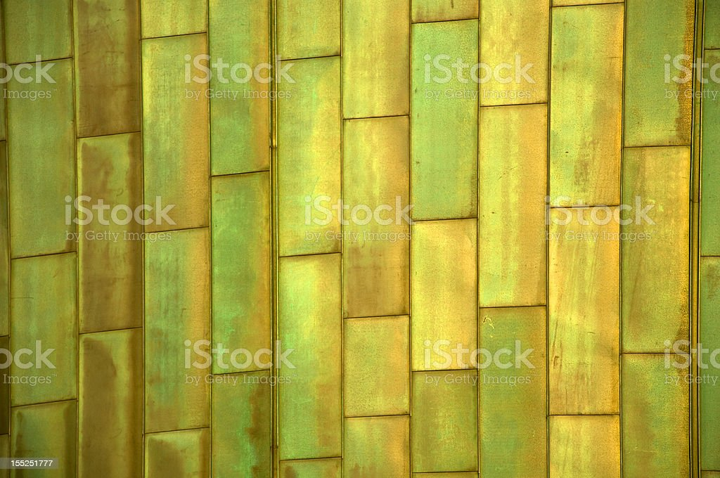 texture of copper royalty-free stock photo