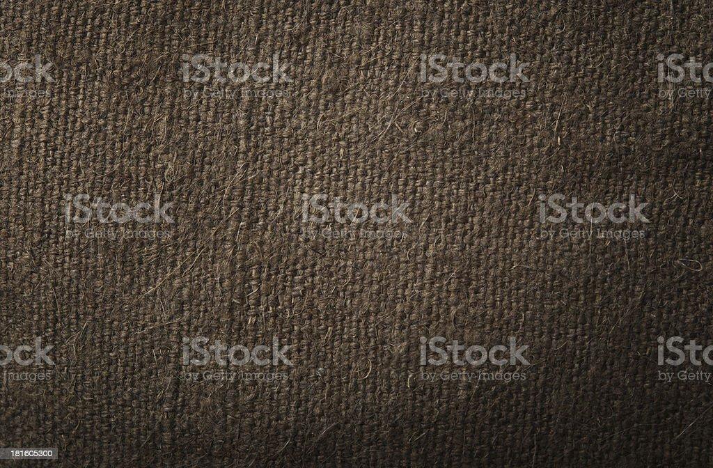Texture of cotton royalty-free stock photo