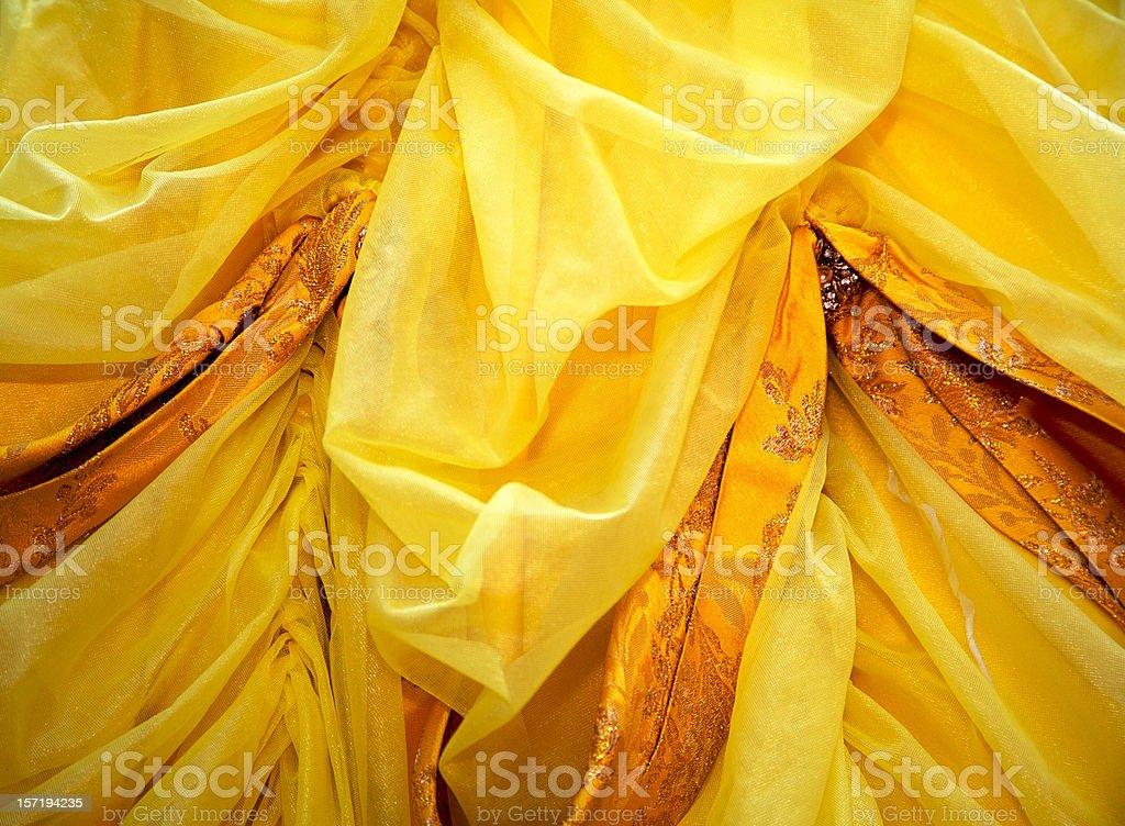 Texture of dress stock photo