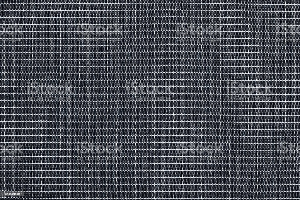 Texture of fabric in a cage stock photo