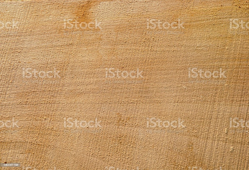 Texture du bois fraîchement sawn, arrière-plan, plan rapproché photo libre de droits
