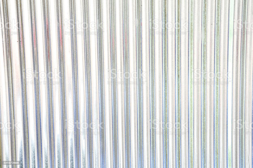 Texture of galvanized iron stock photo