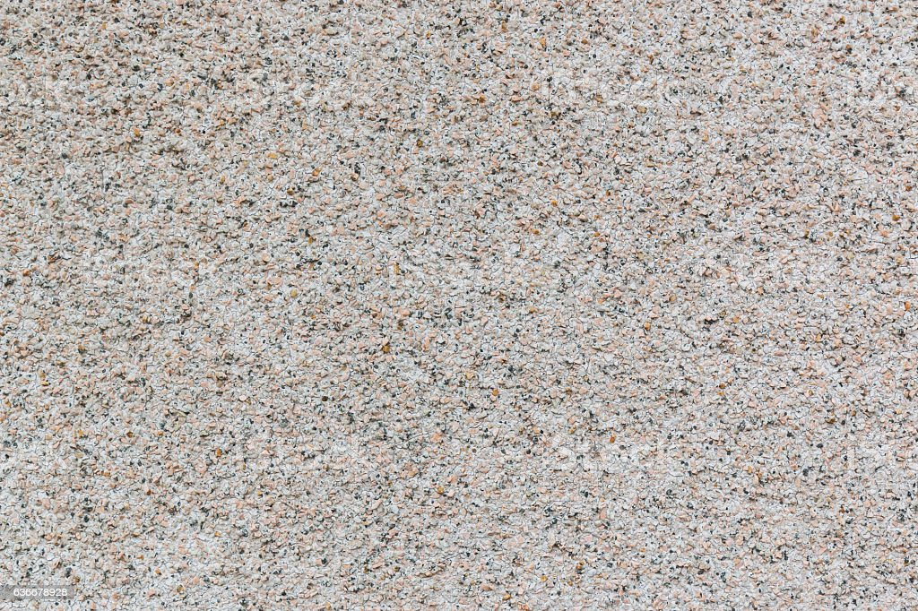 Texture of gravel concrete wall pattern  background. stock photo