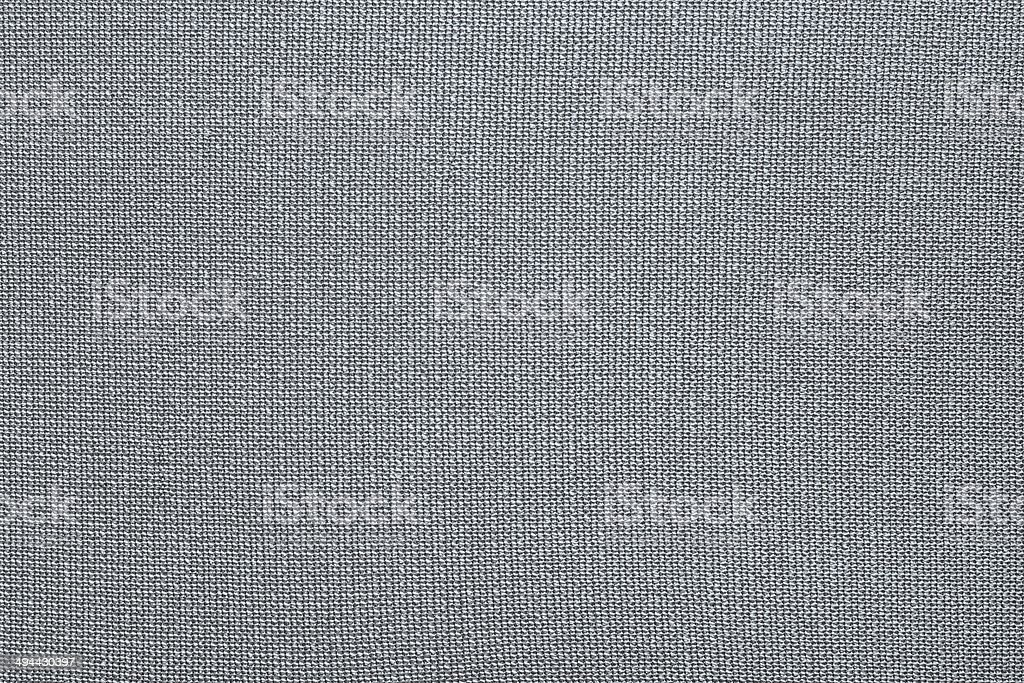 texture of gray kapron fabric stock photo