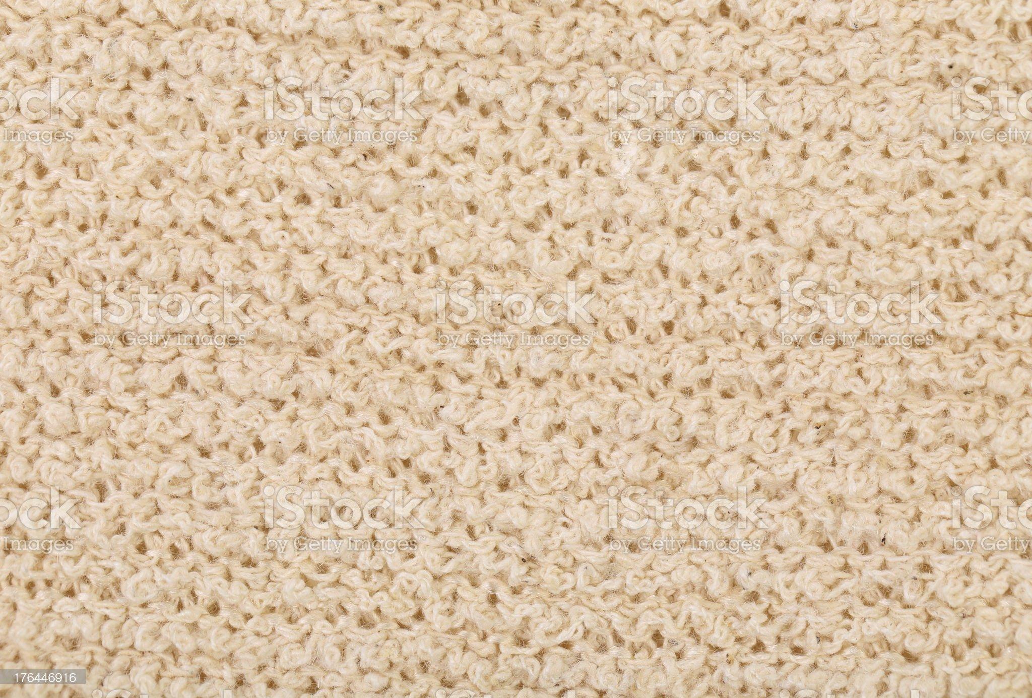 Texture of kitchen glove apron. royalty-free stock photo