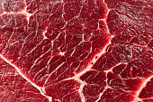 Texture of meat