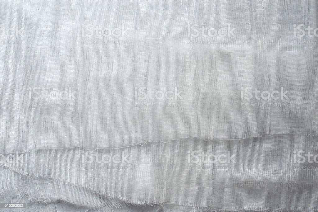 texture of medical bandage stock photo