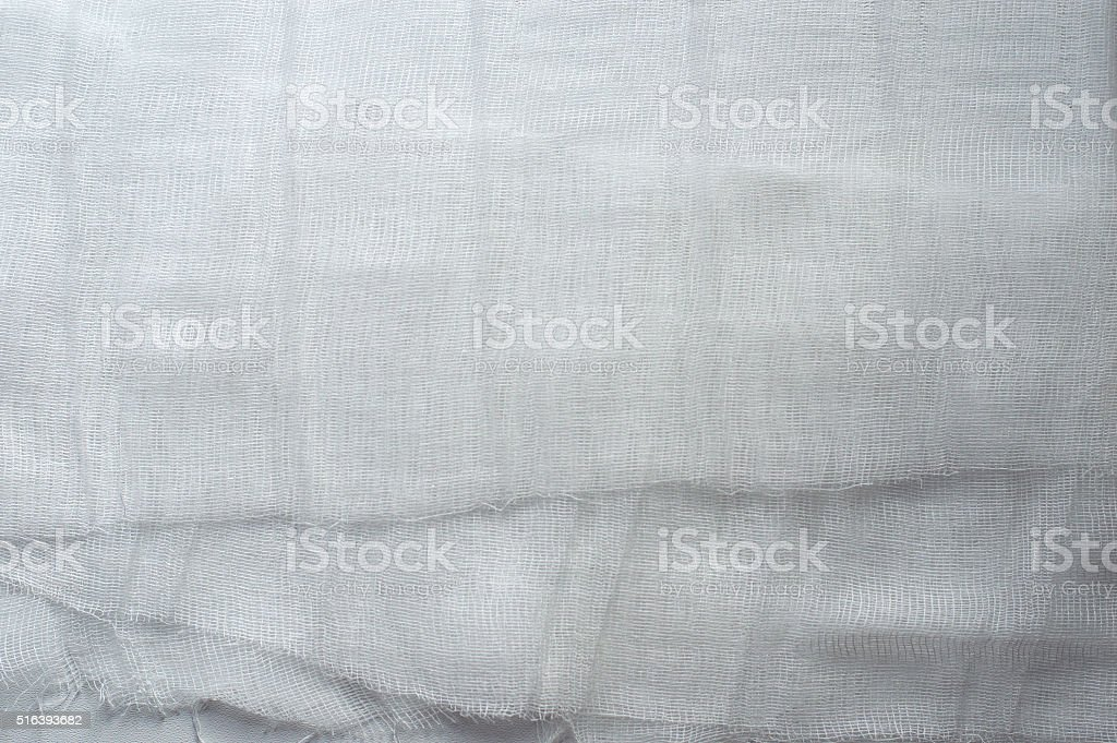 texture of medical bandage stock photo