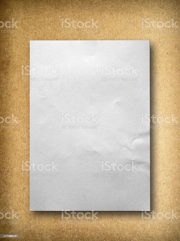 Texture of  Medium Density Fiberboard royalty-free stock photo