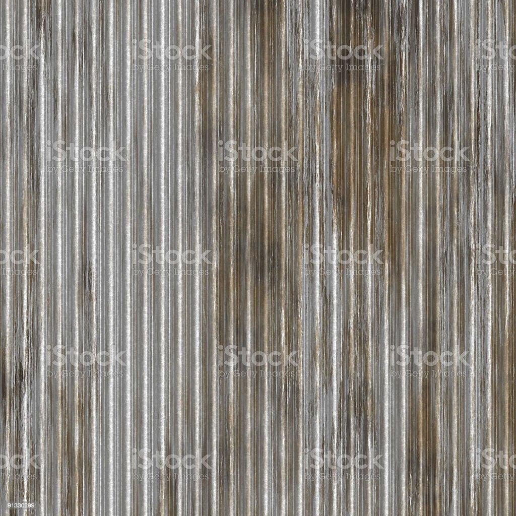texture of metal, Hangar royalty-free stock photo