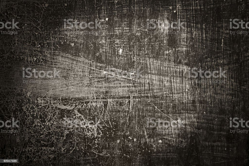 Texture of metal plate royalty-free stock photo