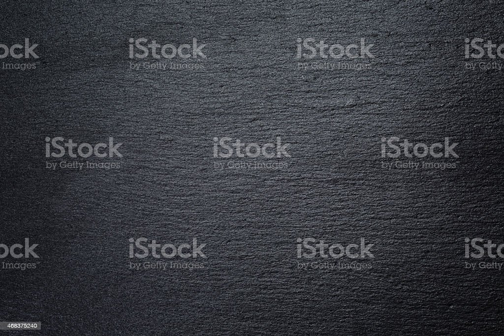 texture of natural black slate rock stock photo