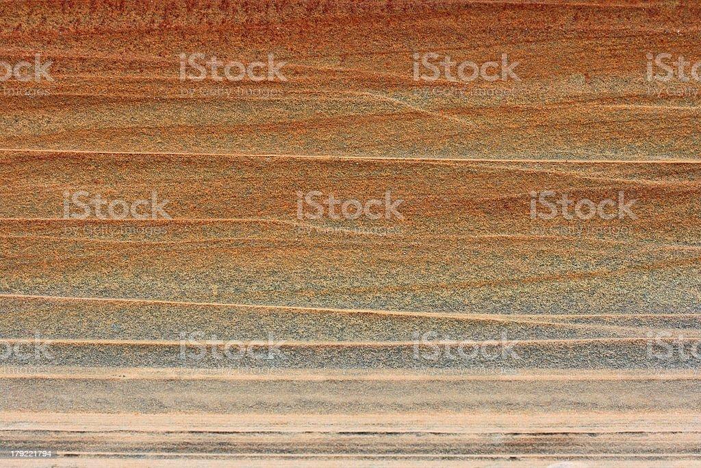 Texture of Navajo Sandstone royalty-free stock photo