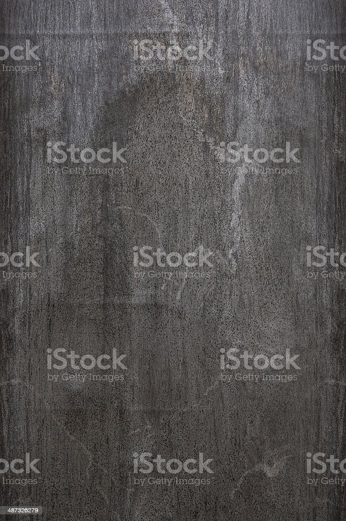 Texture of  old dark wood gray, background stock photo