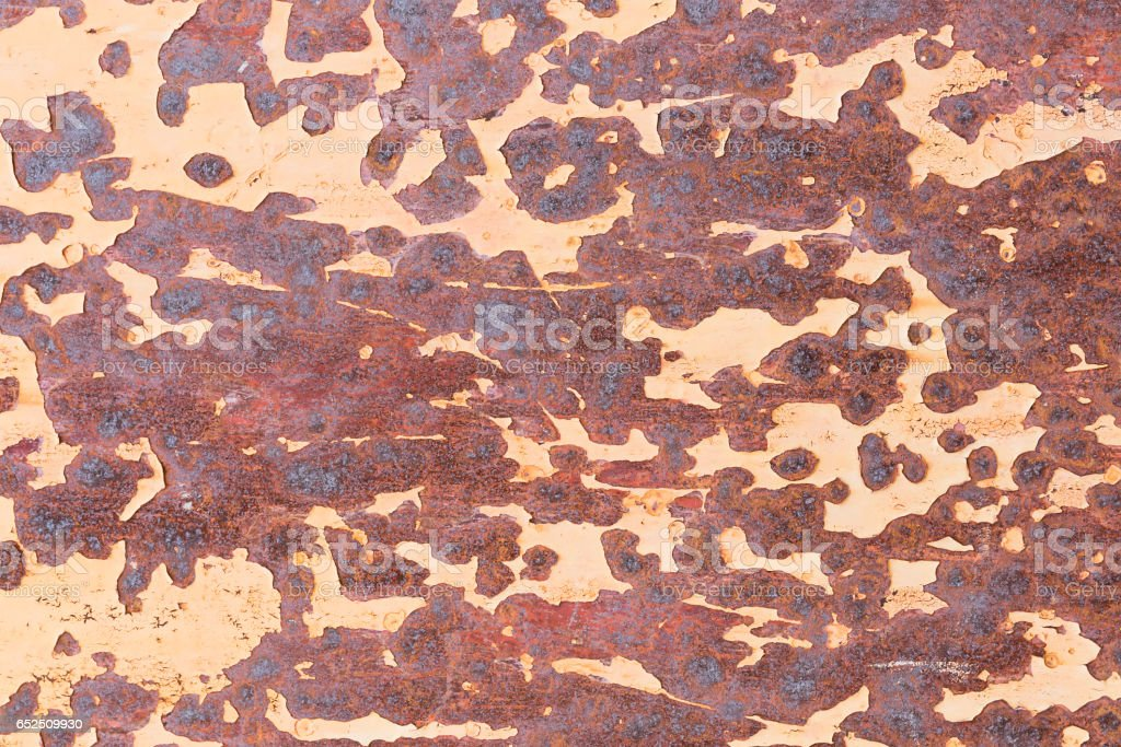 Texture of old metal background stock photo