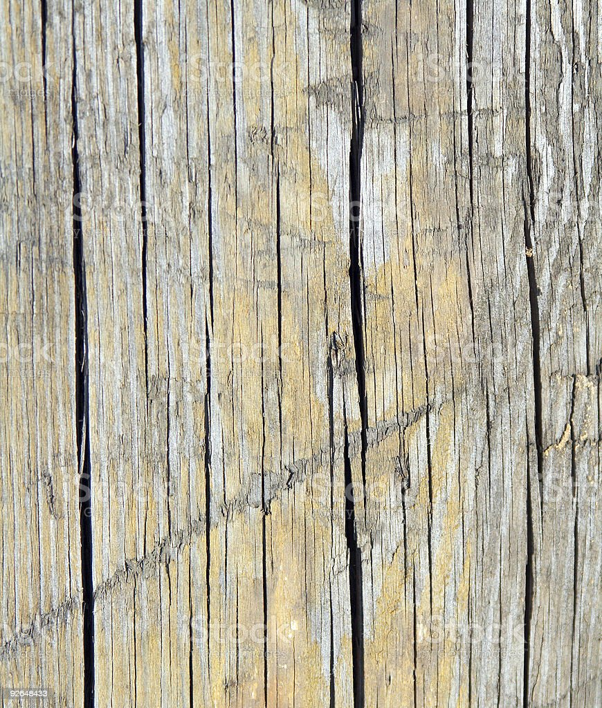 texture of old wood board stock photo