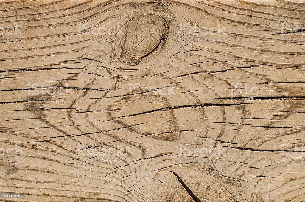 Texture of old wooden cutting stock photo