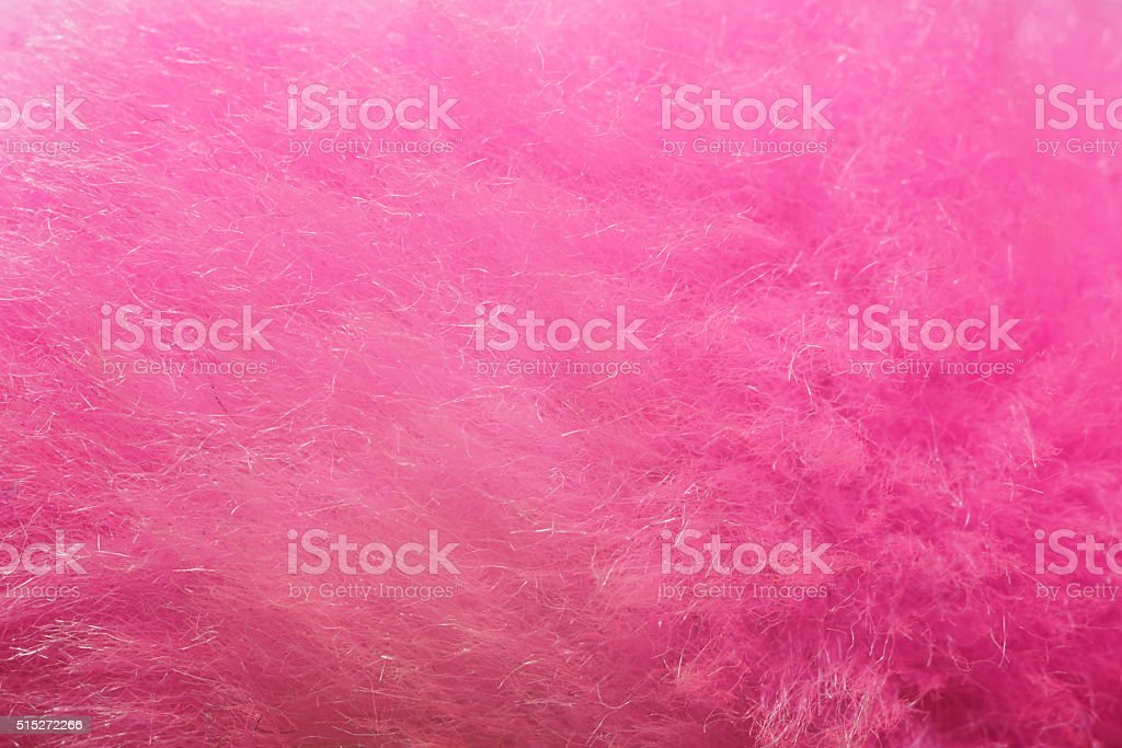 texture of pink fur stock photo
