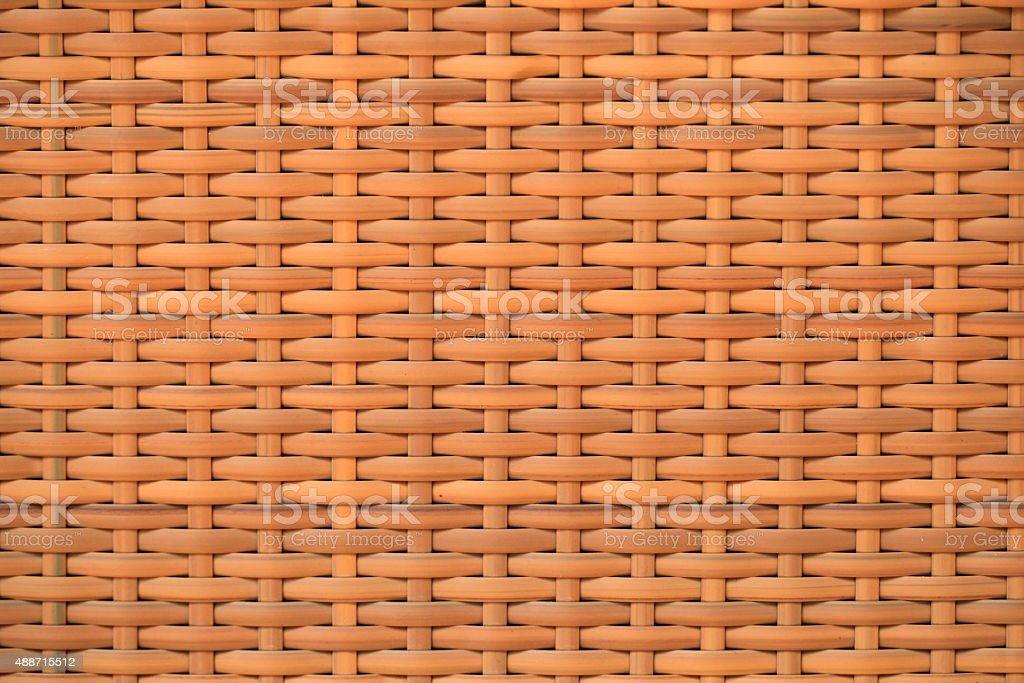 Texture of rattan stock photo