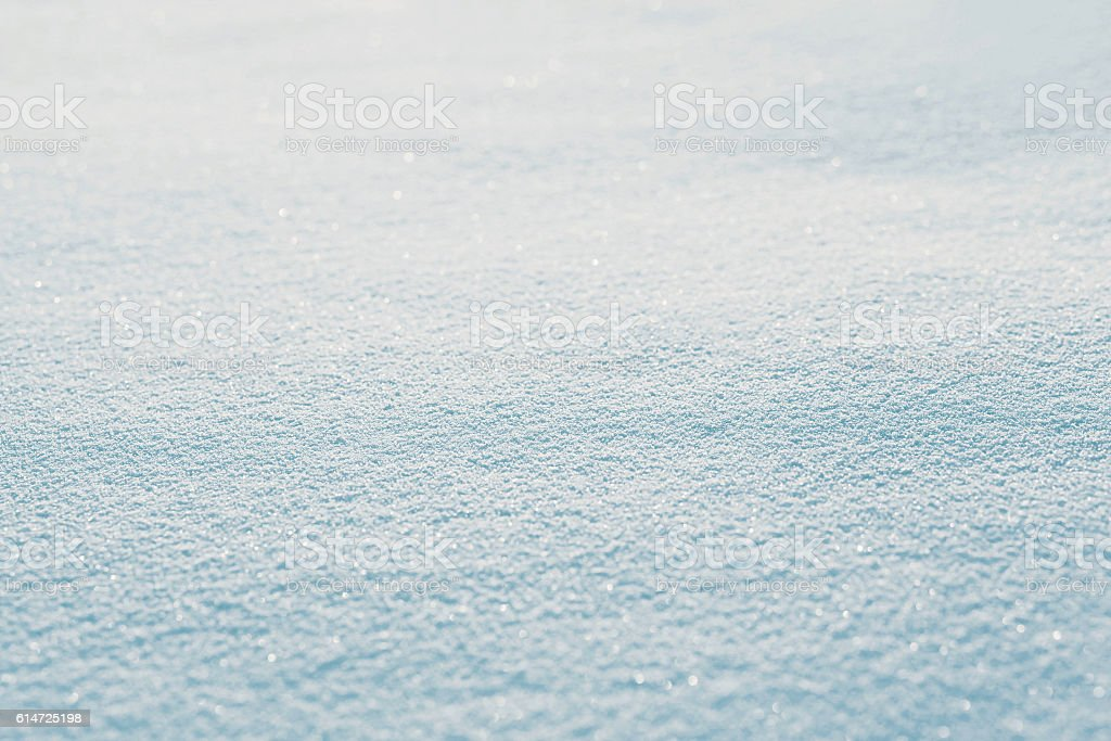 Texture of snow winter empty abstract for background stock photo
