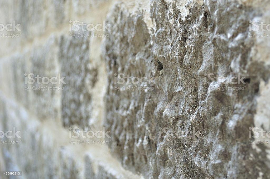 Kamienne ściany tekstury w tle perspektywy dla zbiór zdjęć royalty-free