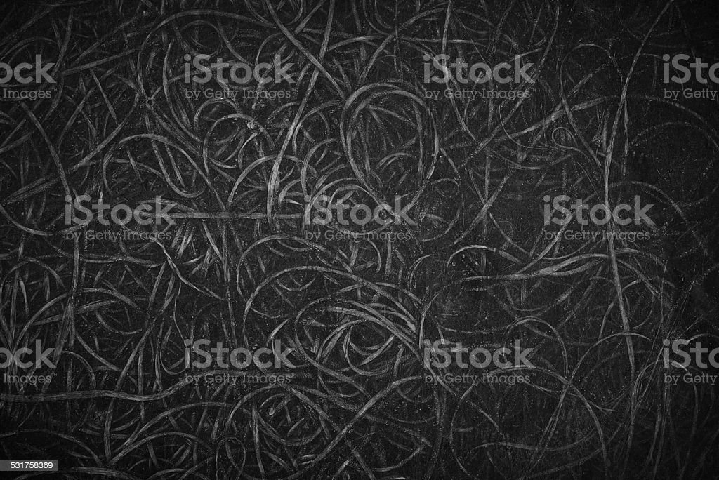Texture of the cord and thread stock photo