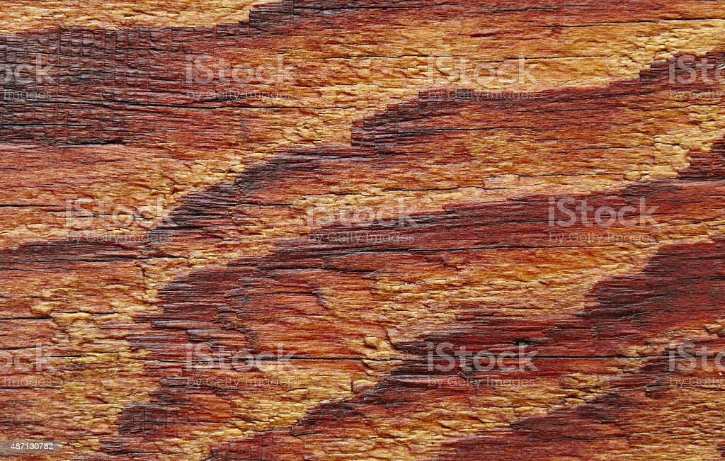 texture of the old board royalty-free stock photo