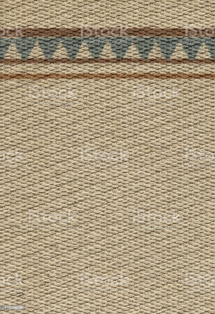 Texture of the old canvas royalty-free stock photo