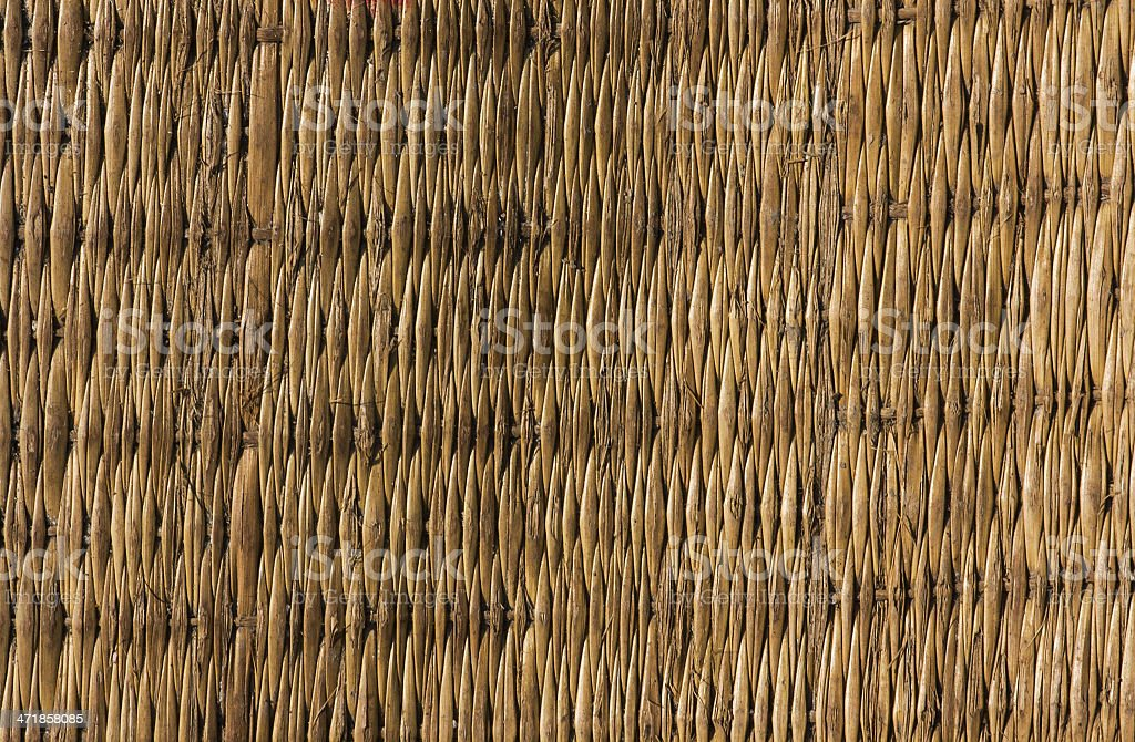 Texture of the old mats royalty-free stock photo