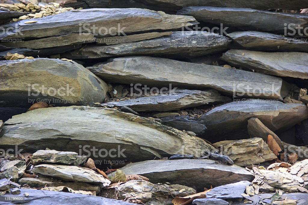 texture of the stone royalty-free stock photo