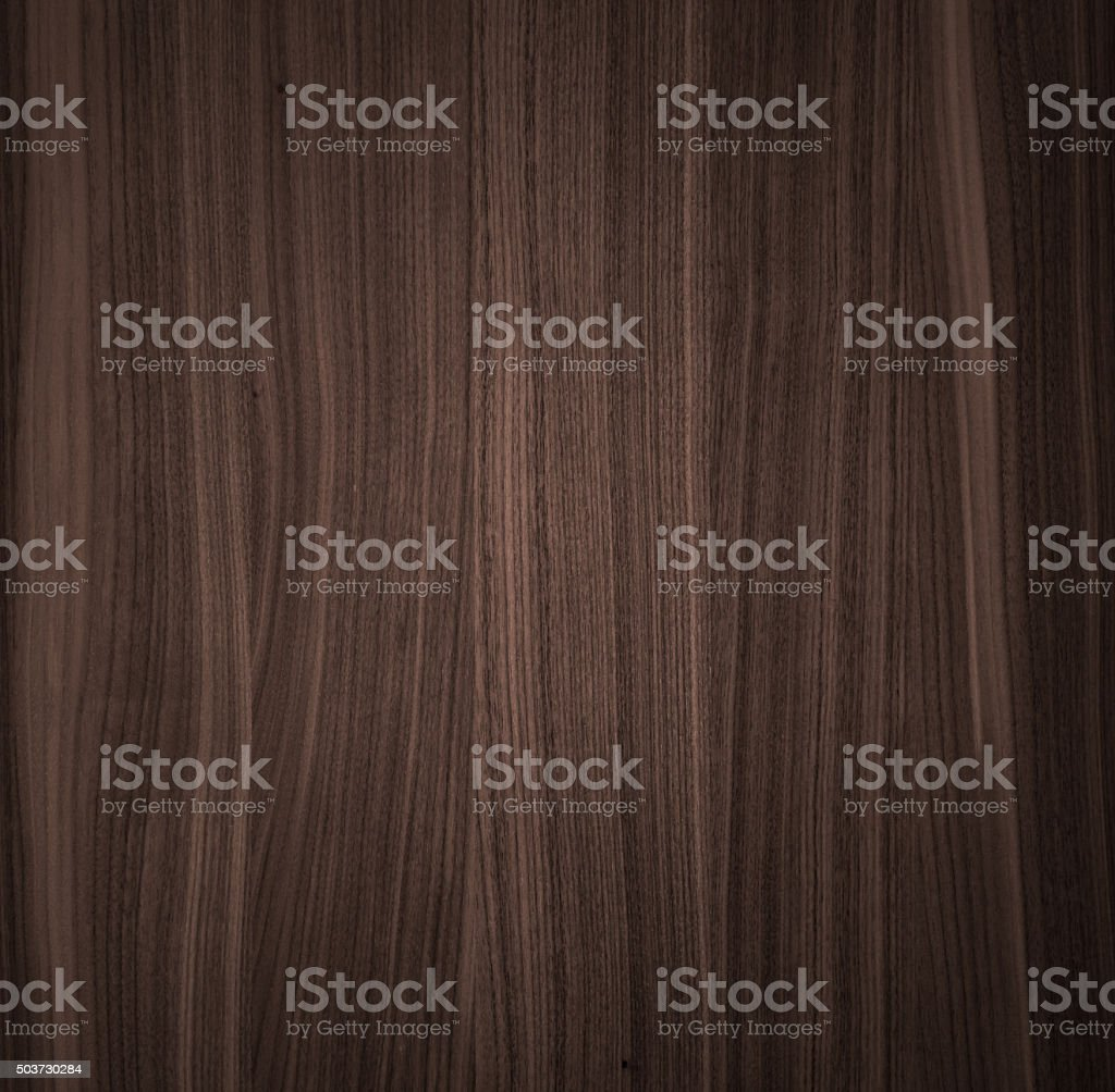 texture of Walnut wood stock photo