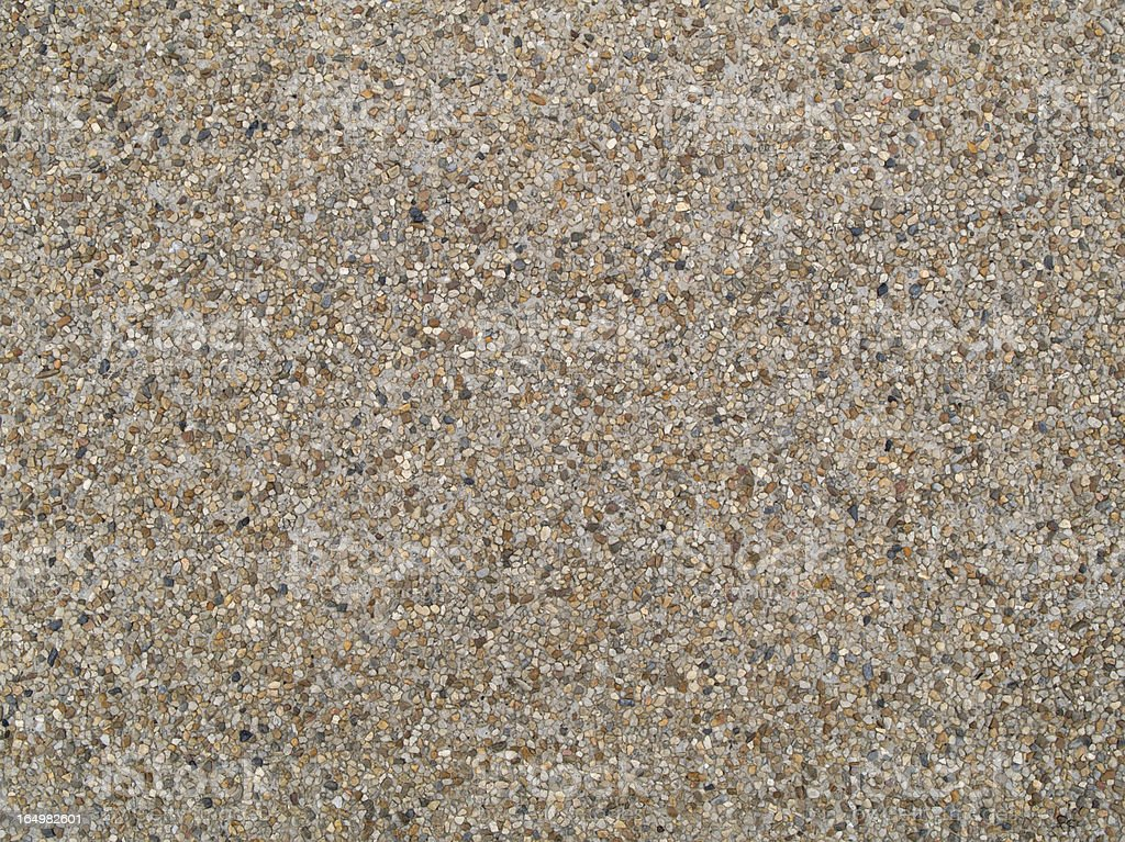 texture of wash gravel royalty-free stock photo