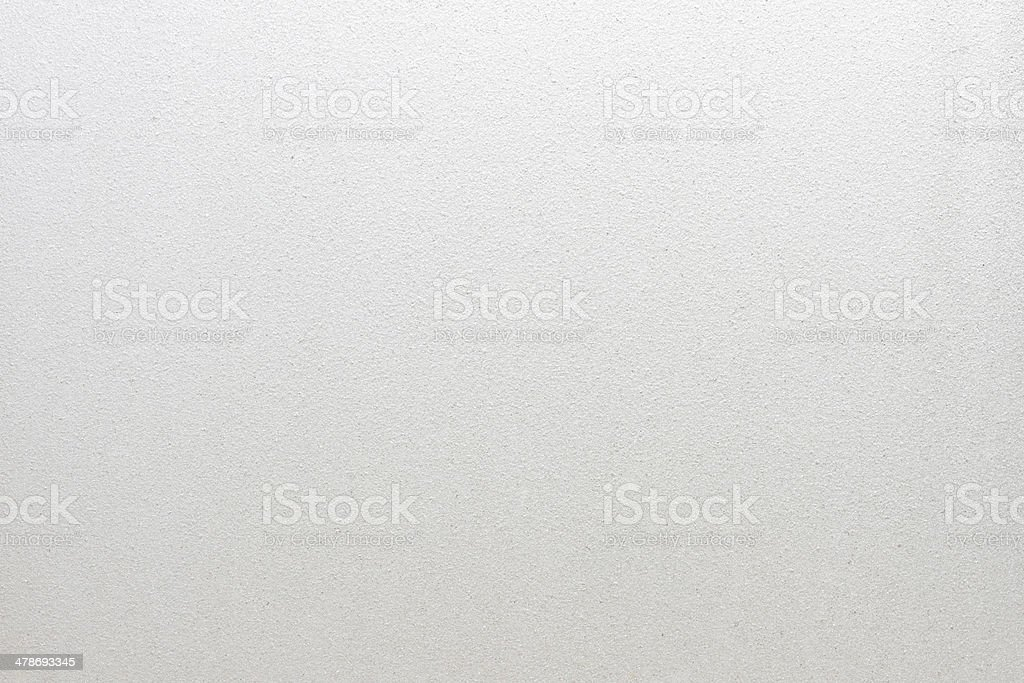 Texture of white frosted glass stock photo