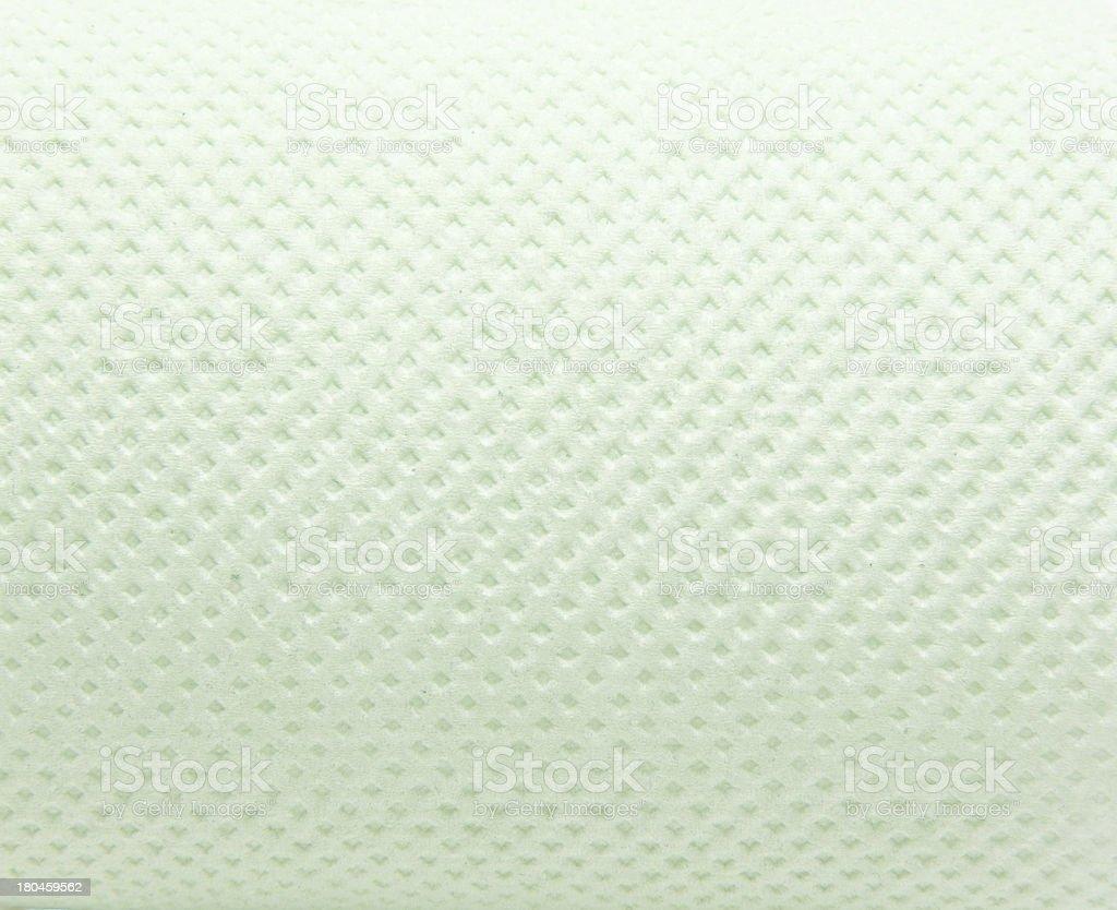 Texture of white tissue paper royalty-free stock photo