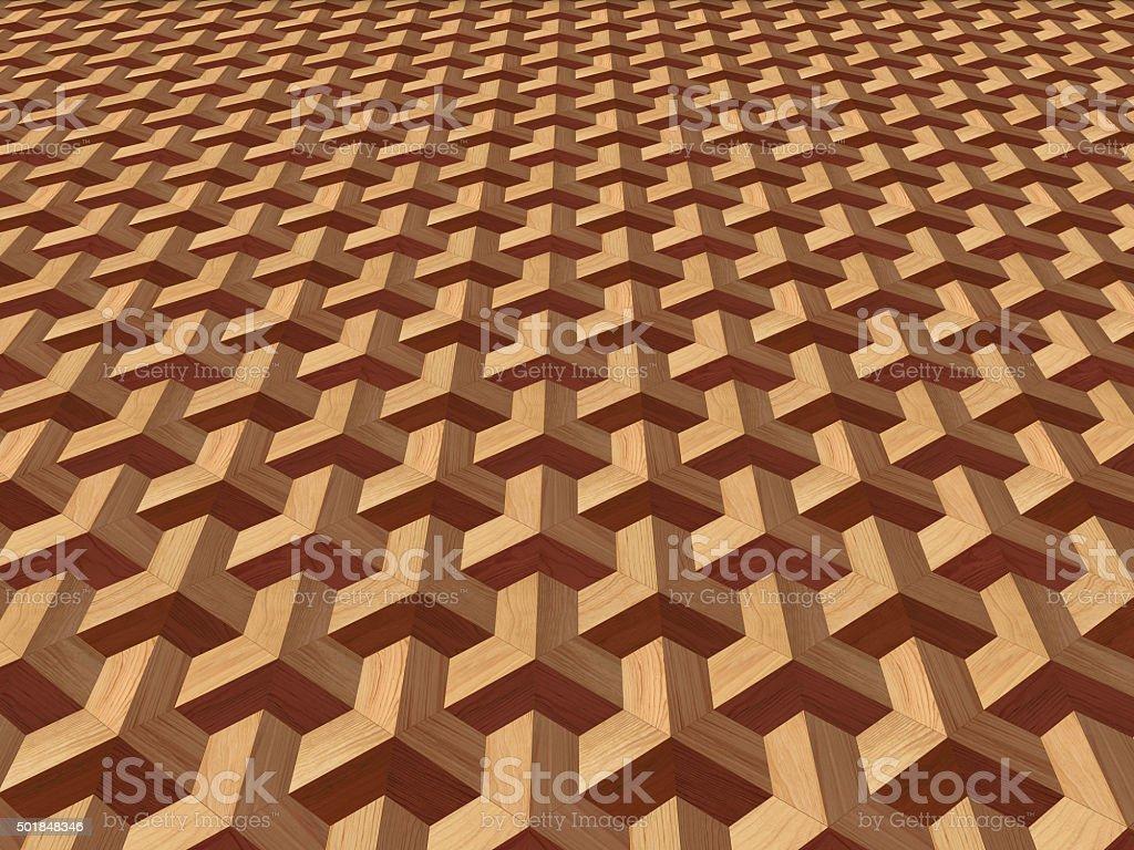 Textura de piso de madeira foto royalty-free