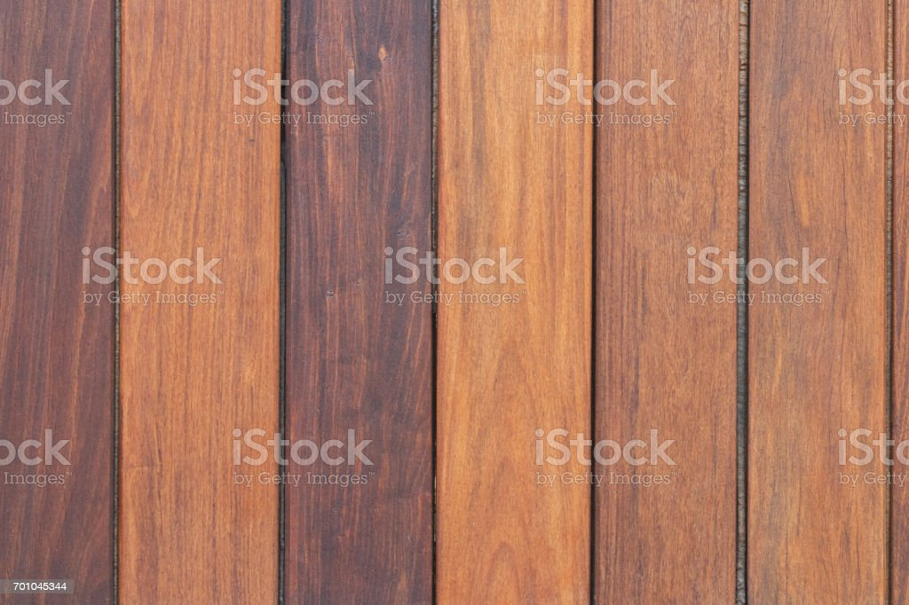 Texture of wooden planks. With brown tones stock photo
