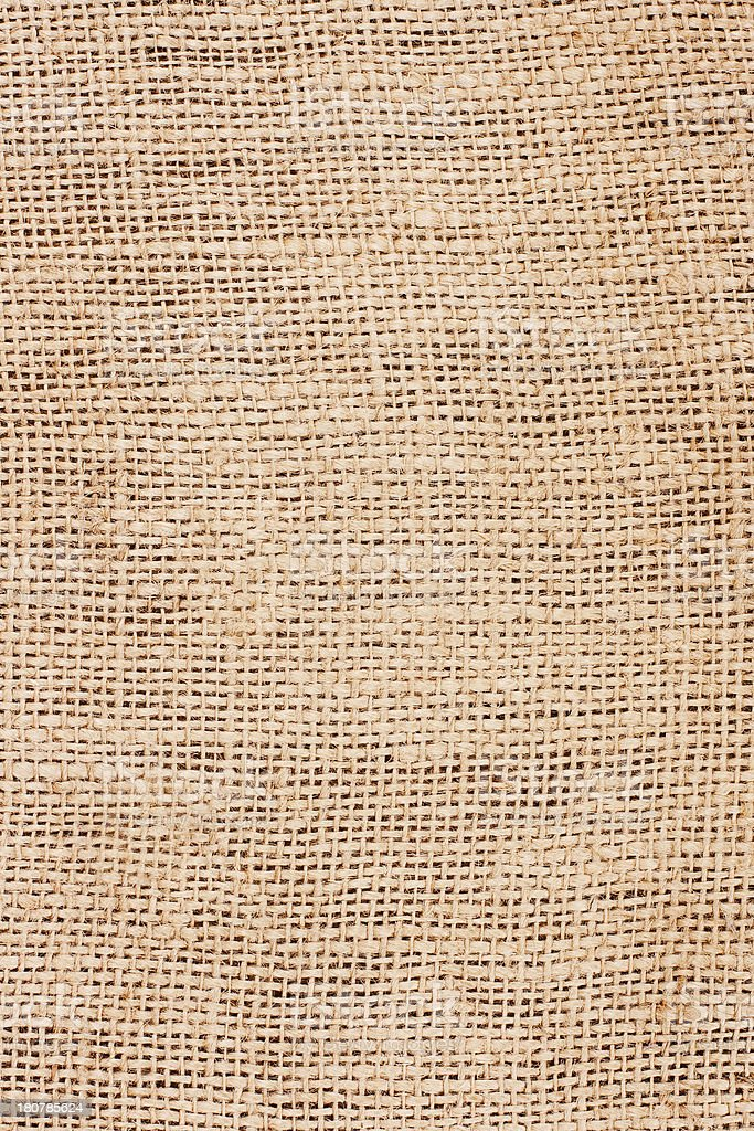 texture old canvas fabric as background royalty-free stock photo
