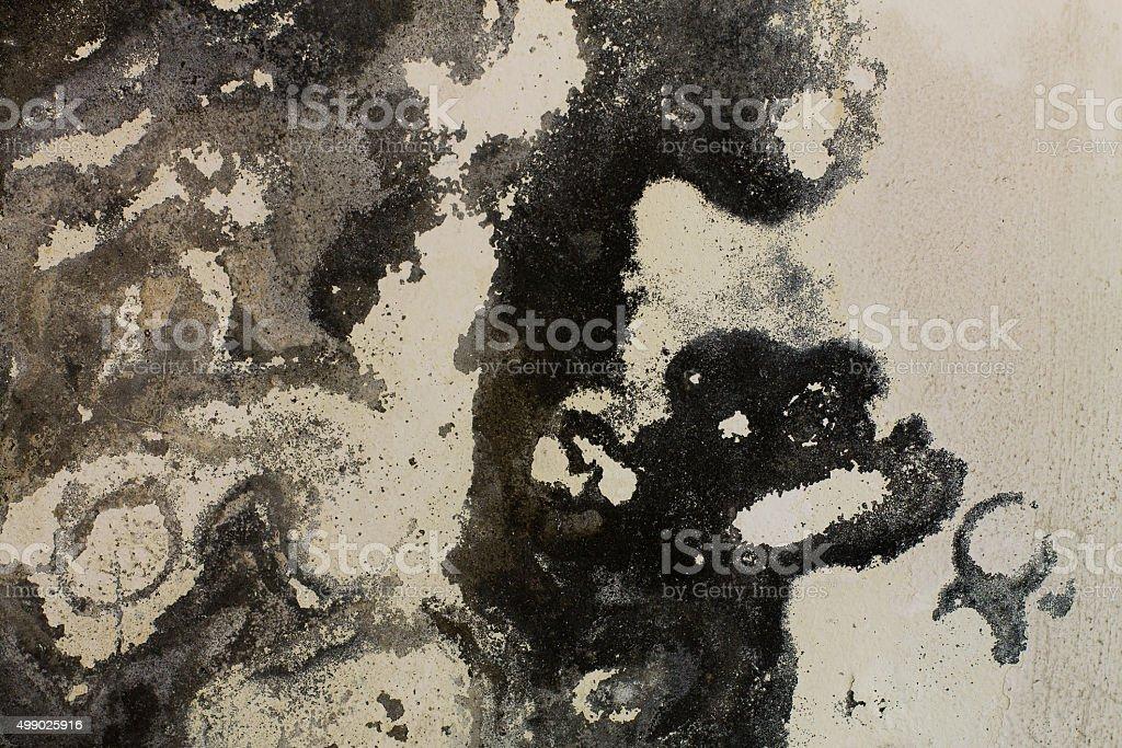 texture on wall stock photo