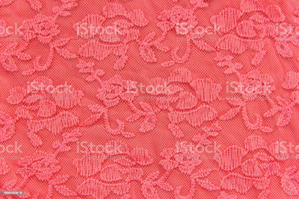 texture openwork lace fabric pattern for background stock photo
