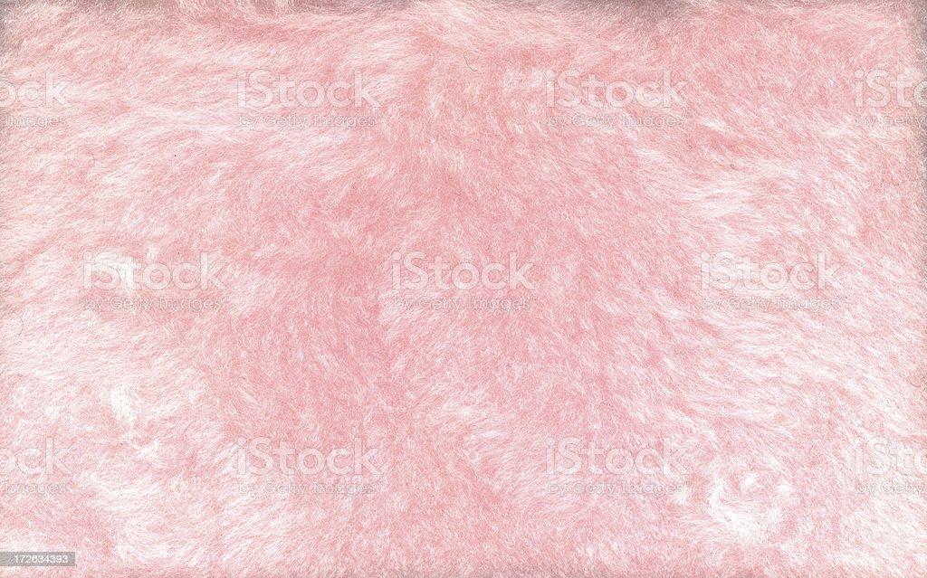Texture - Pink Shag stock photo