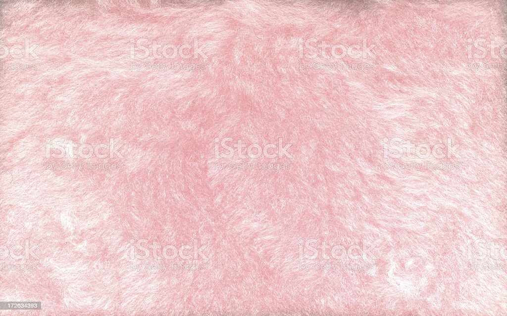 Texture   Pink Shag Stock Photo