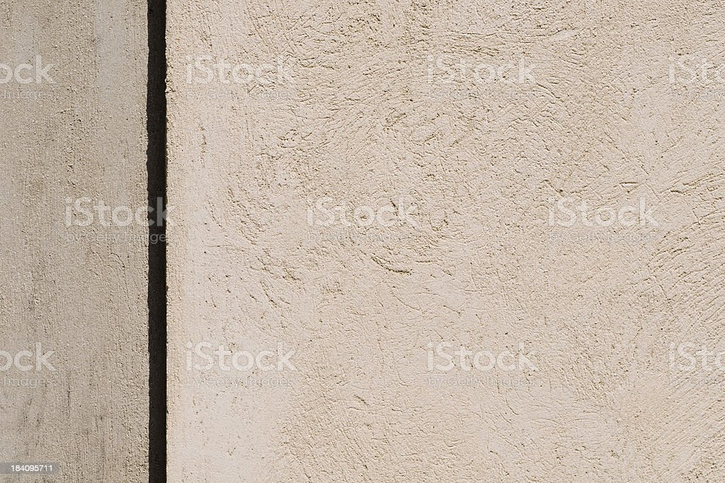 Texture plaster on wall royalty-free stock photo